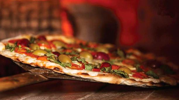 Troina Pizza Gourmet Sugestão prato