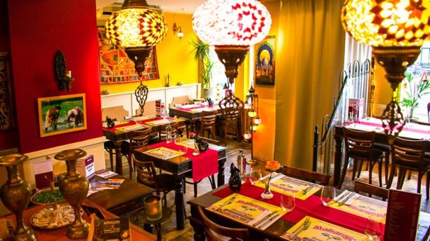 Indiaas en Nepalees Restaurant Maharaja Restaurant