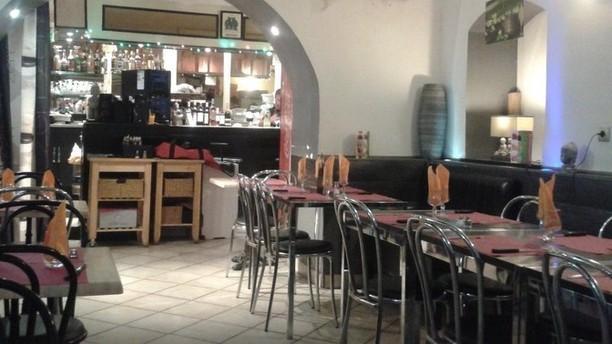 Pizza La Mouansoise Salle