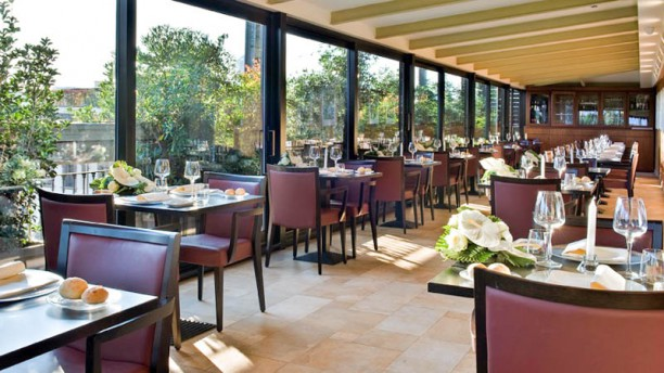 La Terrazza Hotel Galles In Milan Restaurant Reviews