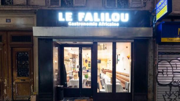 Le Falilou Entrée