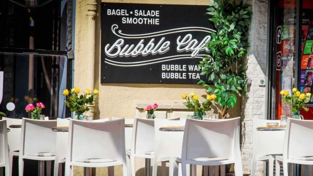 Bubble Café Terrasse