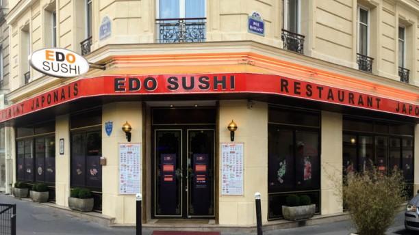 Edo Sushi Entrée