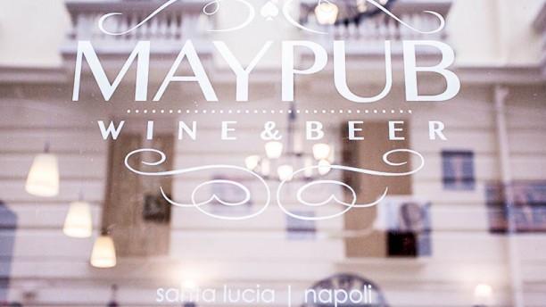 MayPub LeBistro entrata porta