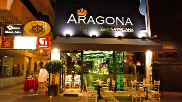 Aragona Vista entrada