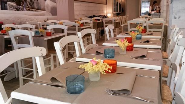 Itaka Greek Food Milano Sala