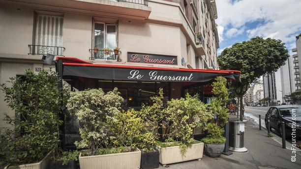 Restaurant le guersant paris 75017 ternes porte - Restaurant le congres paris porte maillot ...