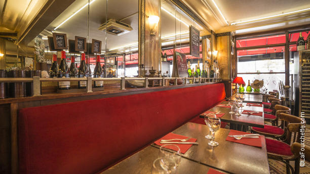 Le Guersant Restaurant Paris