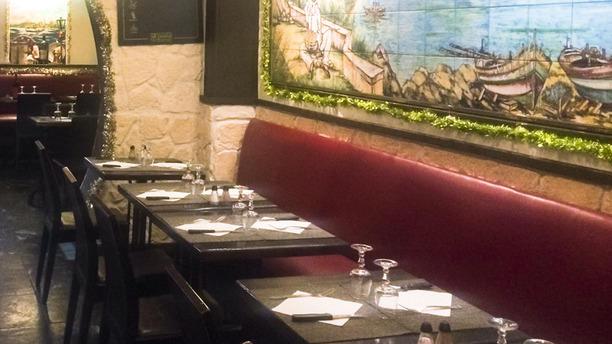 Pizza Sarno Salle du restaurant