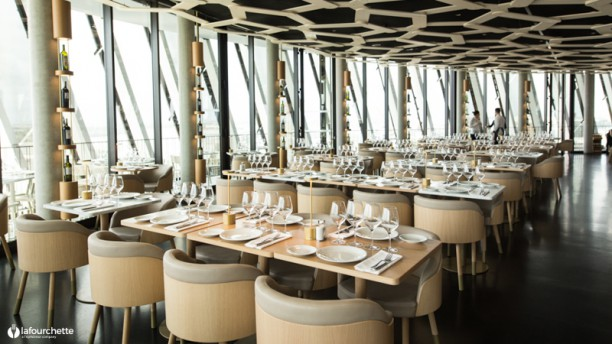 restaurant le 7 bordeaux 33300 menu avis prix et r servation. Black Bedroom Furniture Sets. Home Design Ideas