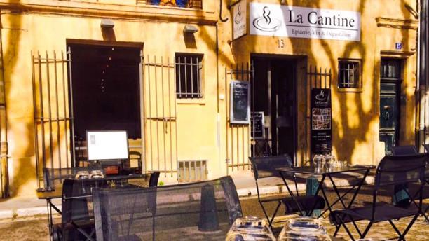 La Cantine Terrasse