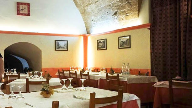 Il Barocco Vista sala
