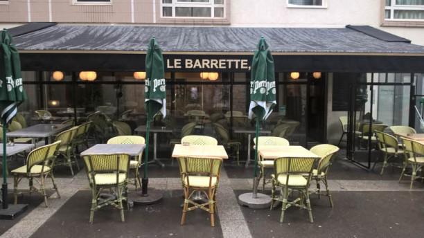 Le Barrette, 2 Terrasse