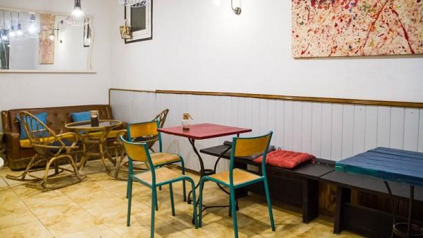 Luz Café Vista sala