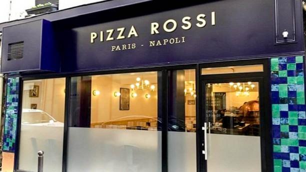 Pizza Rossi Entrée