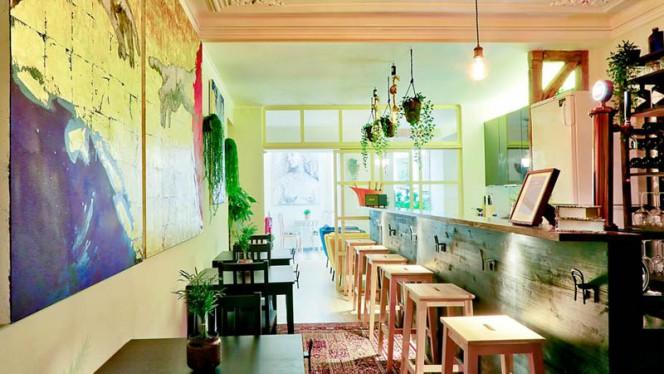 Decoração - Soul Kitchen Bar, Lisboa