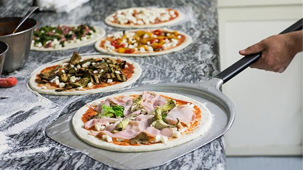 Napolitan Sugerencia del chef