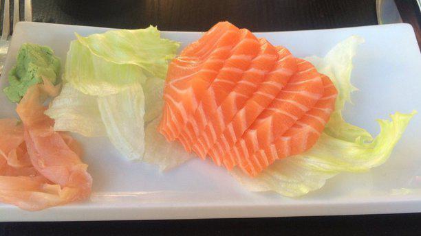 Zapi Sushi plat