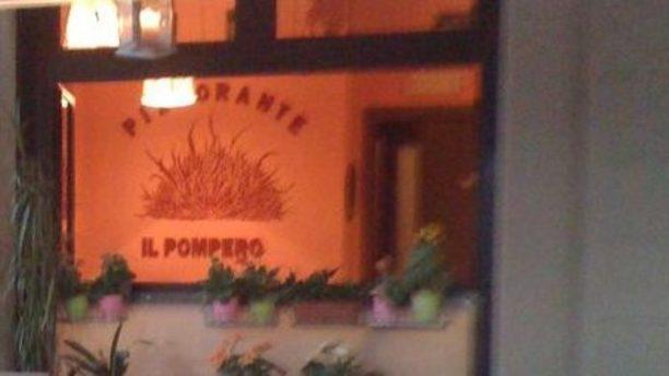 Il Pompero facciata