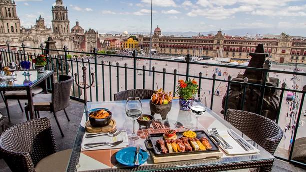 La Terraza Gran Hotel In Centro Restaurant Reviews Menu
