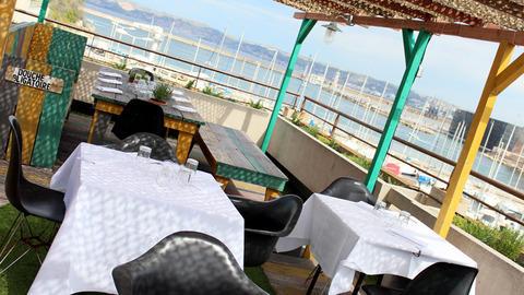Rowing Club Restaurant, Marseille