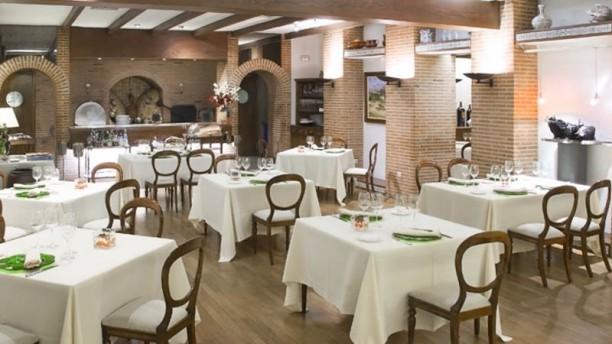 La Cocina de Segovia Vista interior