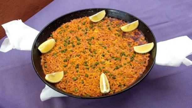 Restaurante Mayte Sugerencia del chef