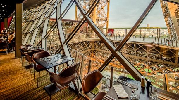 Restaurant le restaurant 58 tour eiffel paris 7 me tour eiffel champ de - Restaurant le 58 tour eiffel ...