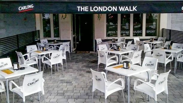 The London Walk Exterior