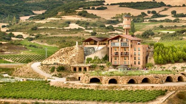 Martin Cendoya - Hotel Eguren Ugarte Vista exteriores