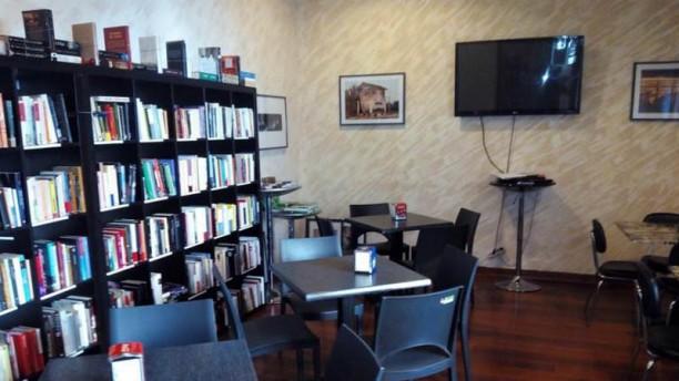 Ateneo Bistro Libreria Vista sala