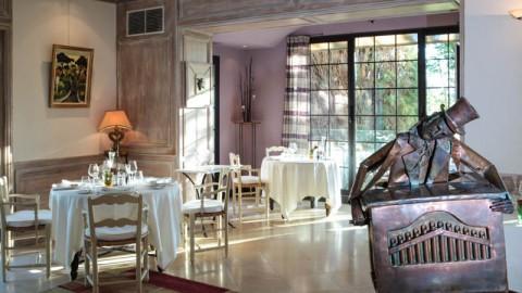 restaurant - Auberge de Noves - Noves