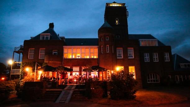 Landgoed Huize Glory Huize Glory by night