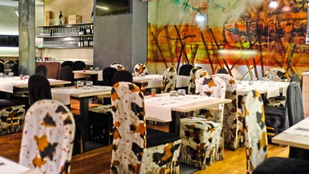 Porto Alegre Sala del ristorante