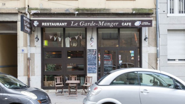 Le Garde Manger Bistro Resto Apero façade
