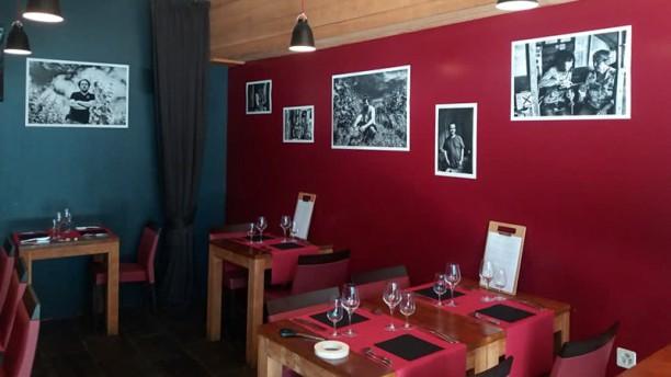 Lavinia Genève Salle du restaurant