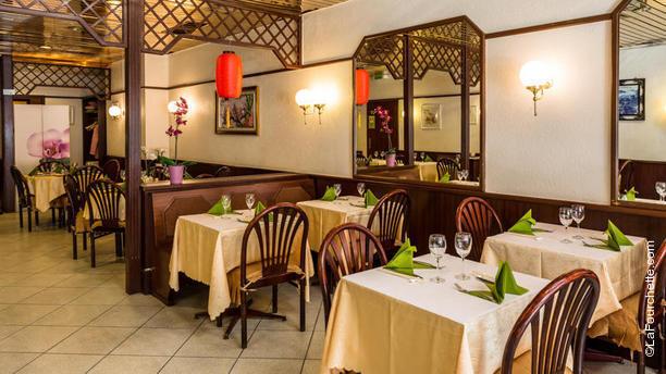 Jiawei Salle du restaurant