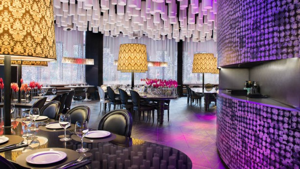 Restaurante B Lounge Hotel Barceló Raval En Barcelona