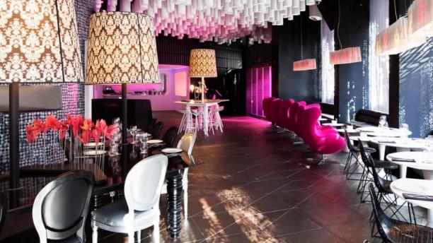 B Lounge - Hotel Barceló Raval Vista sala