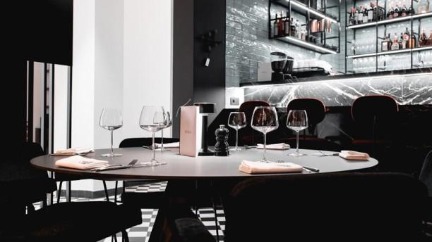 Bar Riga Salle du restaurant