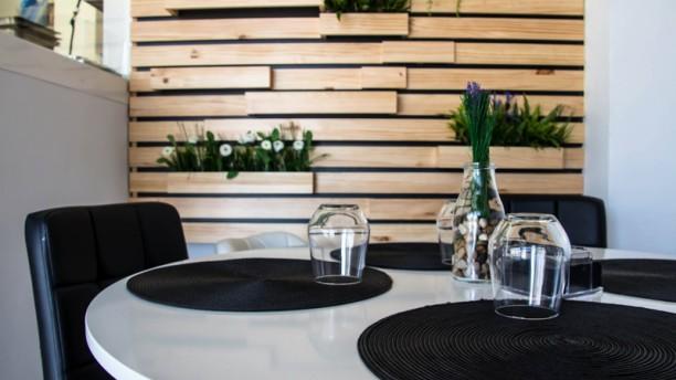 Palodú  Restaurante Vista sala