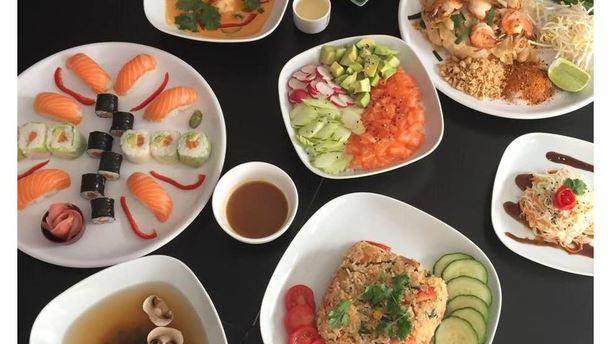 Thai Loei Sushi Suggestion