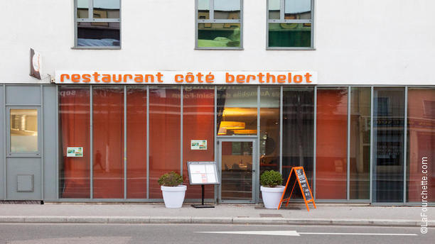 Restaurant Avenue Berthelot Lyon