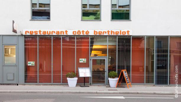 Côté Berthelot devanture