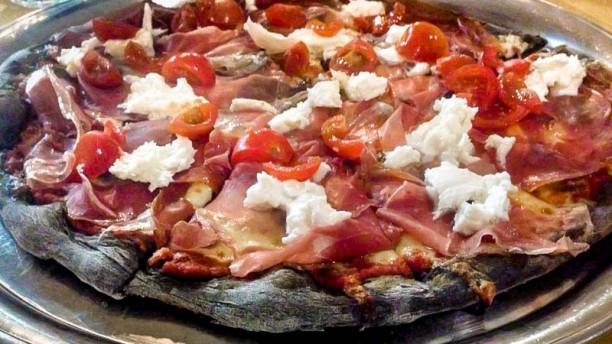 Il Tempio del Luppolo pizza