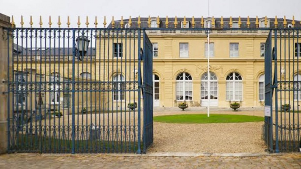 Chateau du Val façade