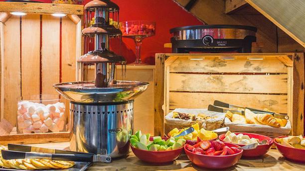 restaurant magic candy bar grenoble menu avis prix et r servation. Black Bedroom Furniture Sets. Home Design Ideas