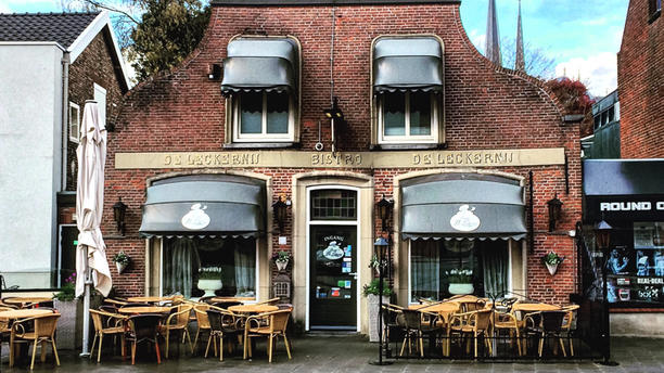 De Leckernij Kaatsheuvel Restaurant