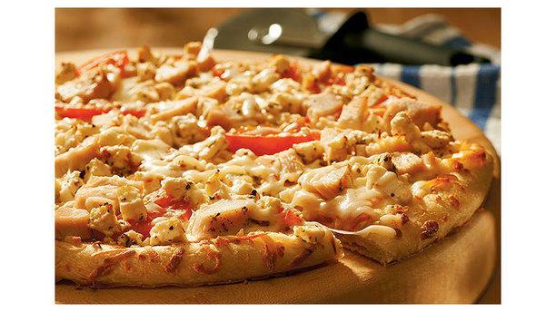 La Madonna pizza pollo