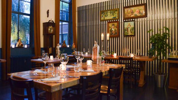 De Kloosterkeuken Het restaurant-vernieuwde eetzaal